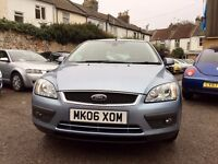 Ford Focus 1.6 Ghia 5dr£2,195 new cambelt&water pump,