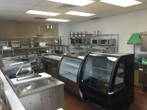 EQUIPEMENT DE RESTAURANT , BOULANGERIE , DELI , BAR , CAFE