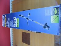 Macallister 36v Li-ion cordless brush cutter/ strimmer with battery - brand new in box