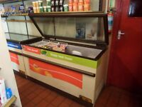 deep freezer SHOP CLEARANCE