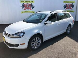 2012 Volkswagen Golf Wagon Comfortline, Automatic, Heated Seats,