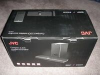 JVC TH-WL315B 2.2 Wireless Sound Bar Wireless Subwoofer Bluetooth with NFC Black
