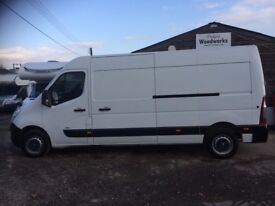 No VAT required , well respected , privately owned van from new , same as Renault Master