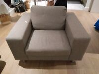 HATCH grey armchair for SALE!!!