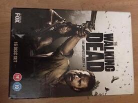 The Walking Dead Sean's 1 - 4
