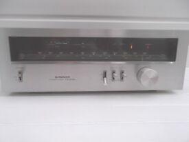 Pioneer TX-608L AM/FM hi-fi stereo tuner