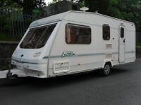 Sterling Europa Four Berth Touring Caravan