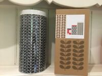 Set of 3 Orla Kiely storage tins canister new