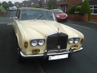 Rolls Royce Silver Shadow MK 1