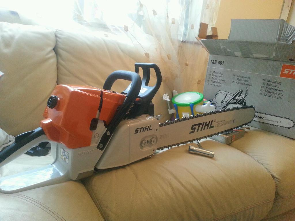 Ms 461 Stihl Chainsaw In Newry County Down Gumtree
