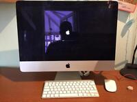 iMac 21.5 2.7ghz quad core with 8gb and 1tb drive