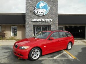 2008 BMW 328 XI WAGON! PANO ROOF! LOOK!
