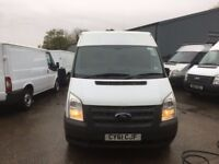 FORD TRANSIT MWB FRIDGE VAN.2011. ONE OWNER.SERVICE PRINT.READY FOR WORK