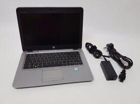 "Laptop HP Elitebook 820 G3 - 12.5"" Intel Core i5 6300U 2.5GHz - 250GB SSD - 8GB RAM + Win 10 Pro"