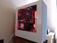 Fully Custom Built Gaming PC (AMD FX-8350, GTX 950, 8GB RAM, 250GB SSD, 500GB HDD)