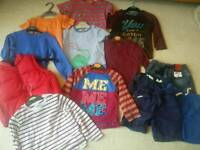 18-24 months lovely clothes bundle