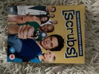 Scrubs DVD - complete 4th series
