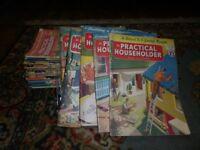 25 Practical Householder Magazines