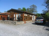 5 Star Luxury 3 Bed Lodge for rent at Grand Eagles Auchterarder Glen Eagles