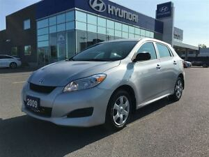 2009 Toyota Matrix AUTO-AIR * One Local Owner*