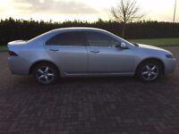 Honda Accord, Engine 1998, Silver, Petrol, Saloon, Manual, Year 2005. Very nice and clean