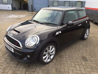 Mini Cooper S FSH Xenons Half Leather