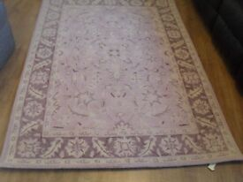 "Laura Ashley Home Rug 1.4m ( 55"" ) Wide x 2m ( 79"" ) Long, As New-Only 2 Months Old. Cost £225"