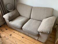 Harveys 2 seater sofa (was £423 new)