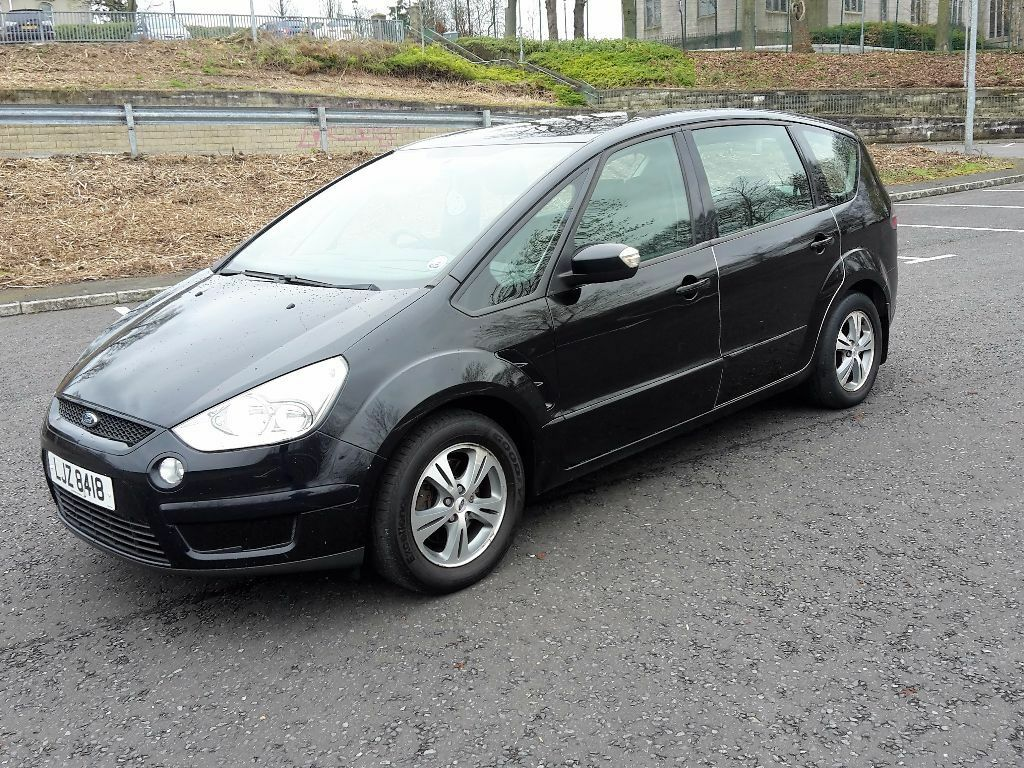 2007 ford s max 7 seater zetec tdci 6g finance available in armagh county armagh gumtree. Black Bedroom Furniture Sets. Home Design Ideas