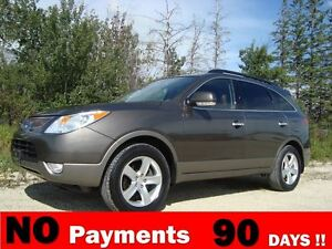 2009 Hyundai Veracruz Limited AWD *LEATHER/DVD*