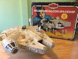 WANTED: Old/Vintage Star Wars figures, vehicles & playsets