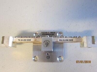 Wr42 Waveguide Duplexer Tx22.25ghz - Rx23.25ghz