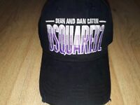 Dsquared2 limited edition caps