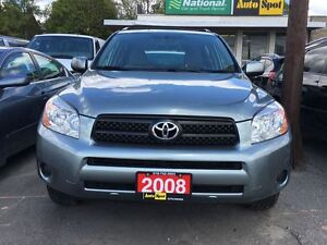 2008 Toyota RAV4 WE FINANCE/ A FAMILY OWNED BUSINESS- 34 YEARS ! Kitchener / Waterloo Kitchener Area image 5