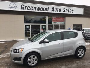 2014 Chevrolet Sonic LS Auto LIKE NEW, SUPER LOW KMS