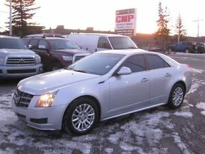 2011 Cadillac CTS AWD Auto Leather
