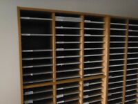 Shop fitting display unit fully adjustable motor spares ect ect