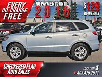 2010 Hyundai Santa Fe Limited W/ AWD-Heated Leather-Sunroof