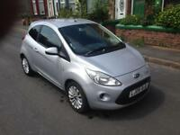 2009 09reg Ford Ka 1.3 Tdci Zetec SilverGood Runner New Shape