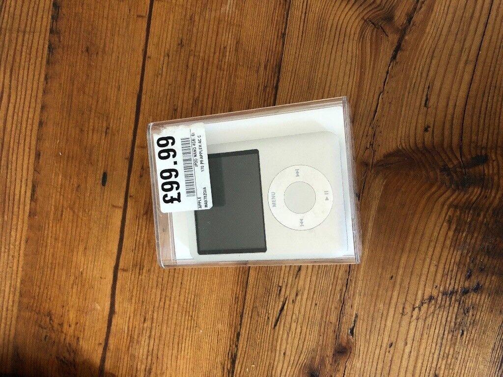 Apple iPod Nano Silver 4GB