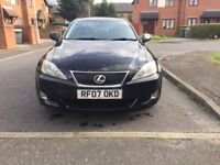 Lexus IS220D 92k only £2750,open for offers,fully loaded,full service history.