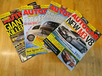Autocar Magazines Collection 2007 - 52 Issues inc. Aston Martin, Ferrari, Etc.