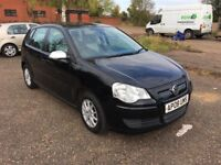 2008 VOLKSWAGEN POLO 1.4 TDI BLUEMOTION £0 A YEAR TAX