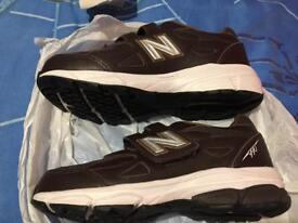 Boys new balance trainers size 12.5 brand new