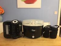 Tommee Tippee Sterilizer & Perfect prep machine