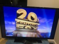 "Bush 32"" LCD TV, Built in DVD player, HDMI, Remote Control"