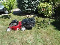 Petrol Lawnmower. Mountfield