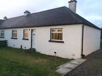 Semi-detached 3 bedroom Cottage in the Village of Kildary