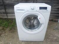 Hoover 7Kg 1400 Spin Washing Machine DYNS7144D1X