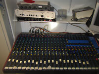 Trident VFM Mixing desk/mixing console, vintage analogue